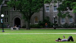 idyllic college image